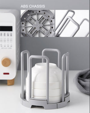 Retractable Dish Rack Sink Dish Drainer 2 Packs for Kitchen
