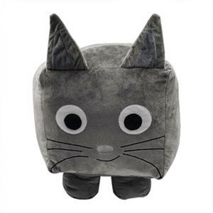 Roblox Pet Simulator Giant Cat Plush Toy Gift 14 In