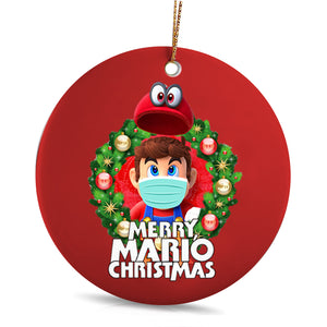 Super Mario 2020 Christmas Tree Ornaments Merry Mario Christmas Pendants Decoration