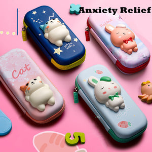 Stress Reliever Kids Pencil Case
