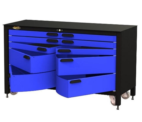 Swivel Storage Solutions MAX 60 Rolling Workbench