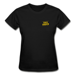 Gildan Ultra Cotton Ladies T-Shirt - black