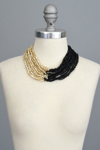 Vintage Miriam Haskell MOD Necklace
