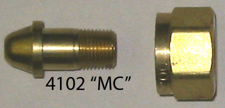 "4102 ""MC"" Inlet Nut and Nipple"