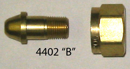 "4402 ""B"" Inlet Nut and Nipple"