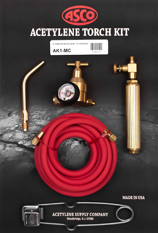 Acetylene Torch Kit AK1MC No. 1 Air