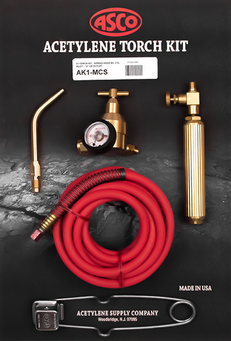 Acetylene Torch Kit AK1MCS No 1 Air