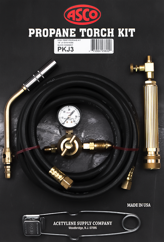 "PKJ3 High Temp Propane JET ""T"" Kit ""Quick Connect"""