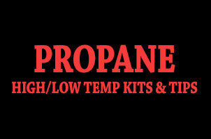 High/Low Temp Propane Kits and Tips