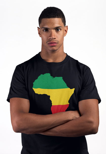 Africa, Afrocentric and Pan-African T-shirts & Hoodies
