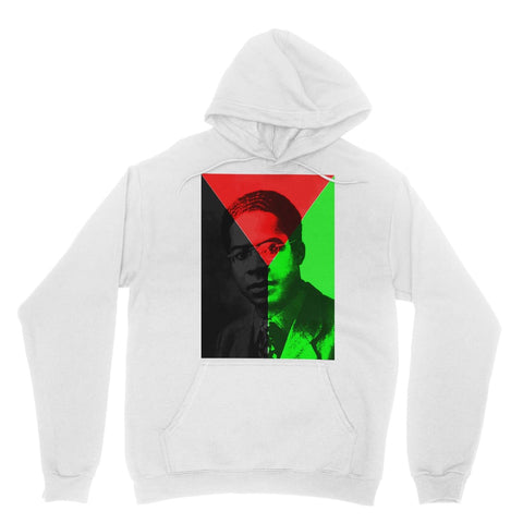 Aime Cesaire Martinique Hoodie - White / XS