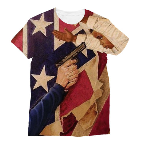 America's Truth T-shirt dam - XS