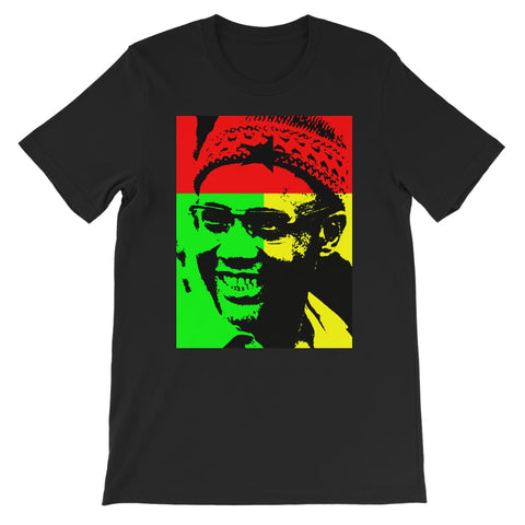 Amilcar Cabral Kids T-Shirt - Black / 3 to 4 Years
