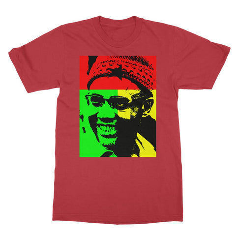 Amilcar Cabral T-Shirt - Red / Unisex / S