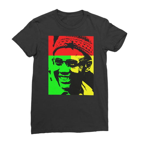 Amilcar Cabral Women's T-Shirt - Black / Female / S