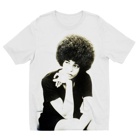 Angela Davis Kids T-shirt - 3 to 4 Years