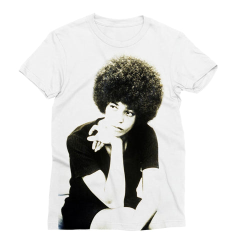 Angela Davis Women's T-shirt - XS