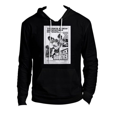 Black Godfather Hoodie