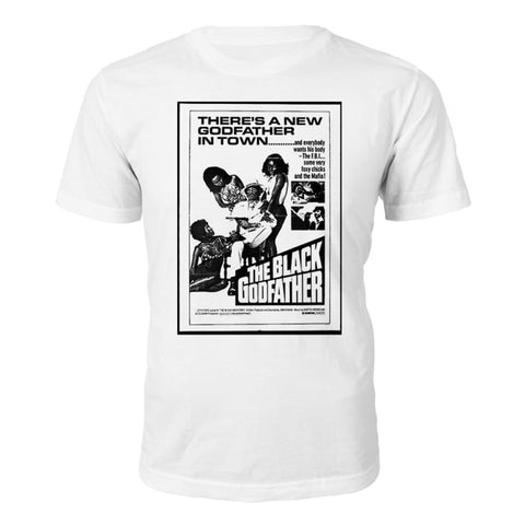 Black Godfather T-Shirt