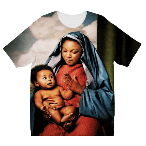 Black Jesus Kids T-shirt - 3 to 4 Years