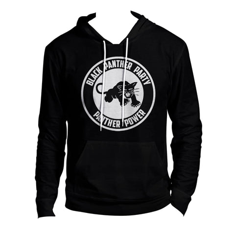 Black Panther Party Logo Hoodie