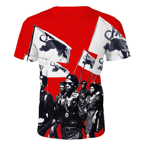 Black Panther Party T-krekls