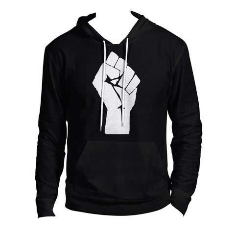 Black Power Fist Hoodie
