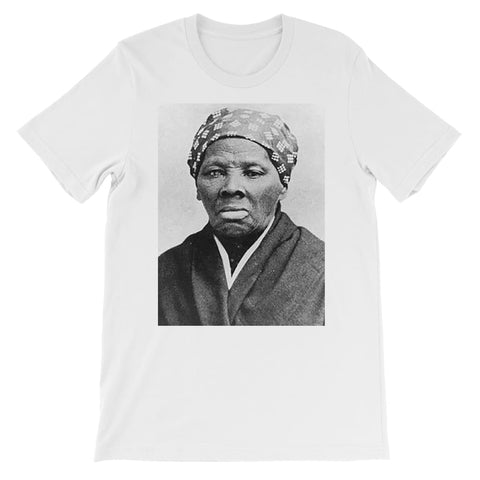 Harriet Tubman Legend Kids T-Shirt - White / 3 to 4 Years