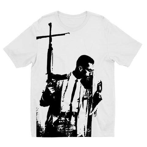 Malcolm X By Any Means Kids T-shirt - 3 to 4 Years