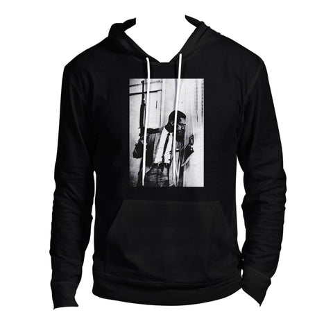 Malcolm X By Any Means Necessary Hoodie