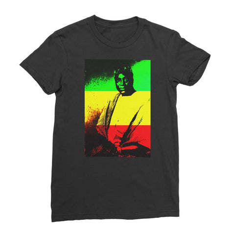 Modibo Keita Mali Women's T-Shirt - Black / Female / S