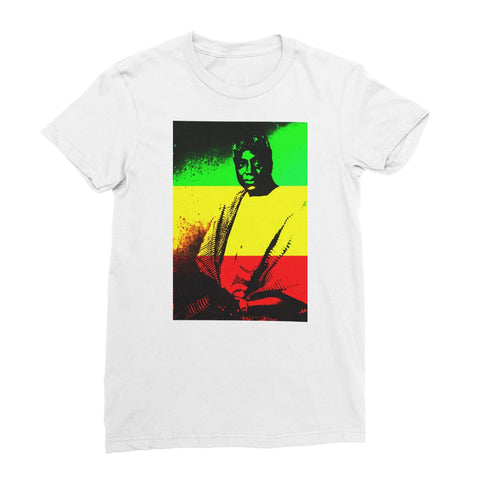 Modibo Keita Mali Women's T-Shirt - White / Female / S