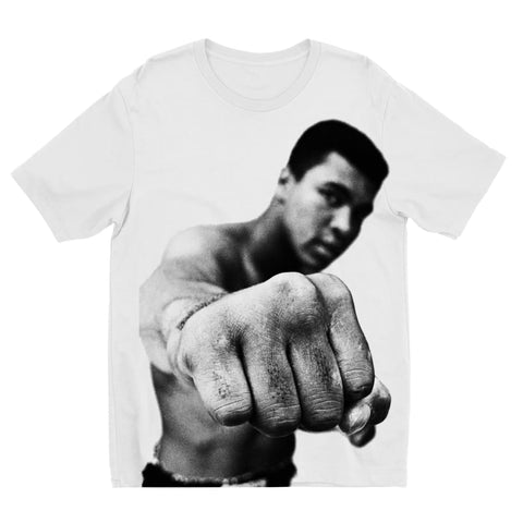 Muhammad Ali Punch Kids T-shirt - 3 to 4 Years