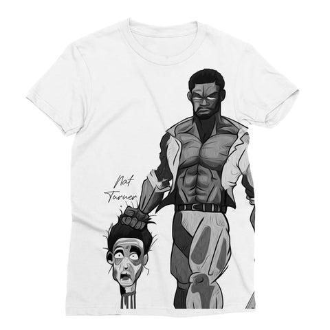 Nat Turner T-shirt dam - XS