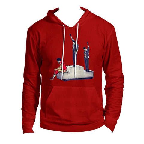 Rebellion in Sports Hoodie