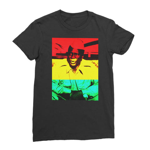 Sekou Toure Guinea Women's T-Shirt - Black / Female / S
