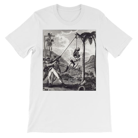 Slave Revenge Kids T-Shirt - White / 3 to 4 Years