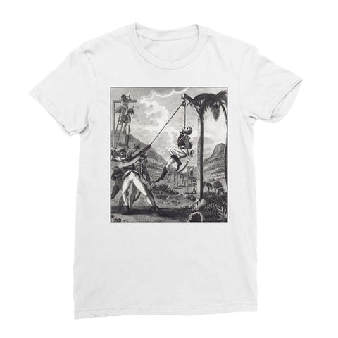 Slave Revenge Women's T-Shirt - White / Female / S