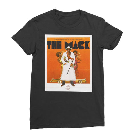 The Mack Poster Women's T-Shirt - Black / Female / S