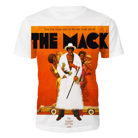 The Mack T-krekls