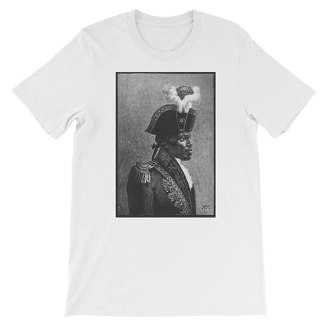 Toussaint Louverture Kids T-Shirt - White / 3 to 4 Years