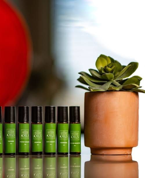 The Artistry of Essential Oil
