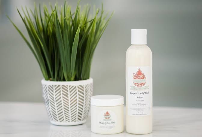 Lizzie's all natural products