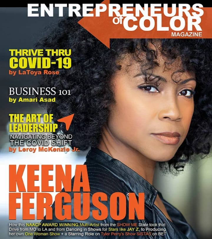 Enterprise of color magazine