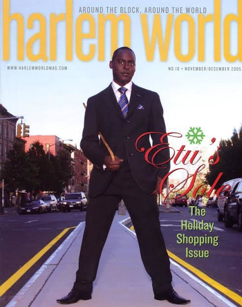 Magazyn Harlem World