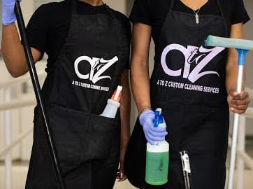 A to Z cleaning services