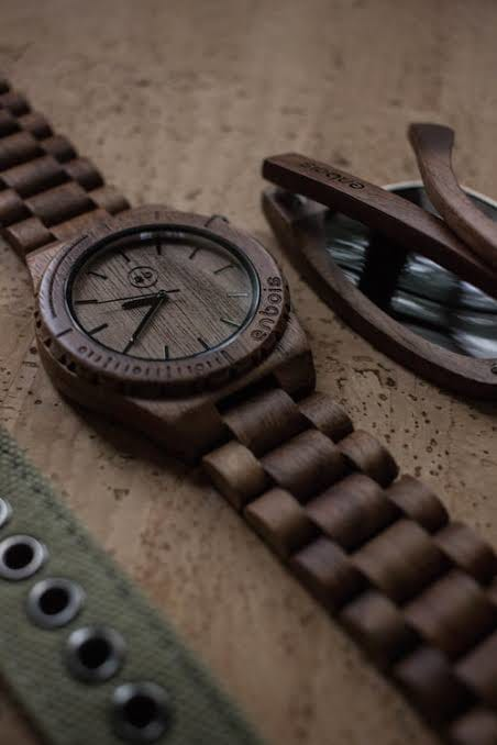 Enbois by Maxim watches