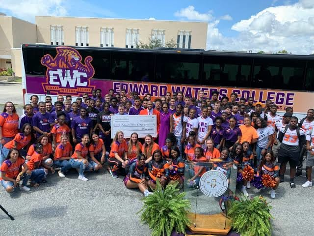 Edward Waters College, Florida