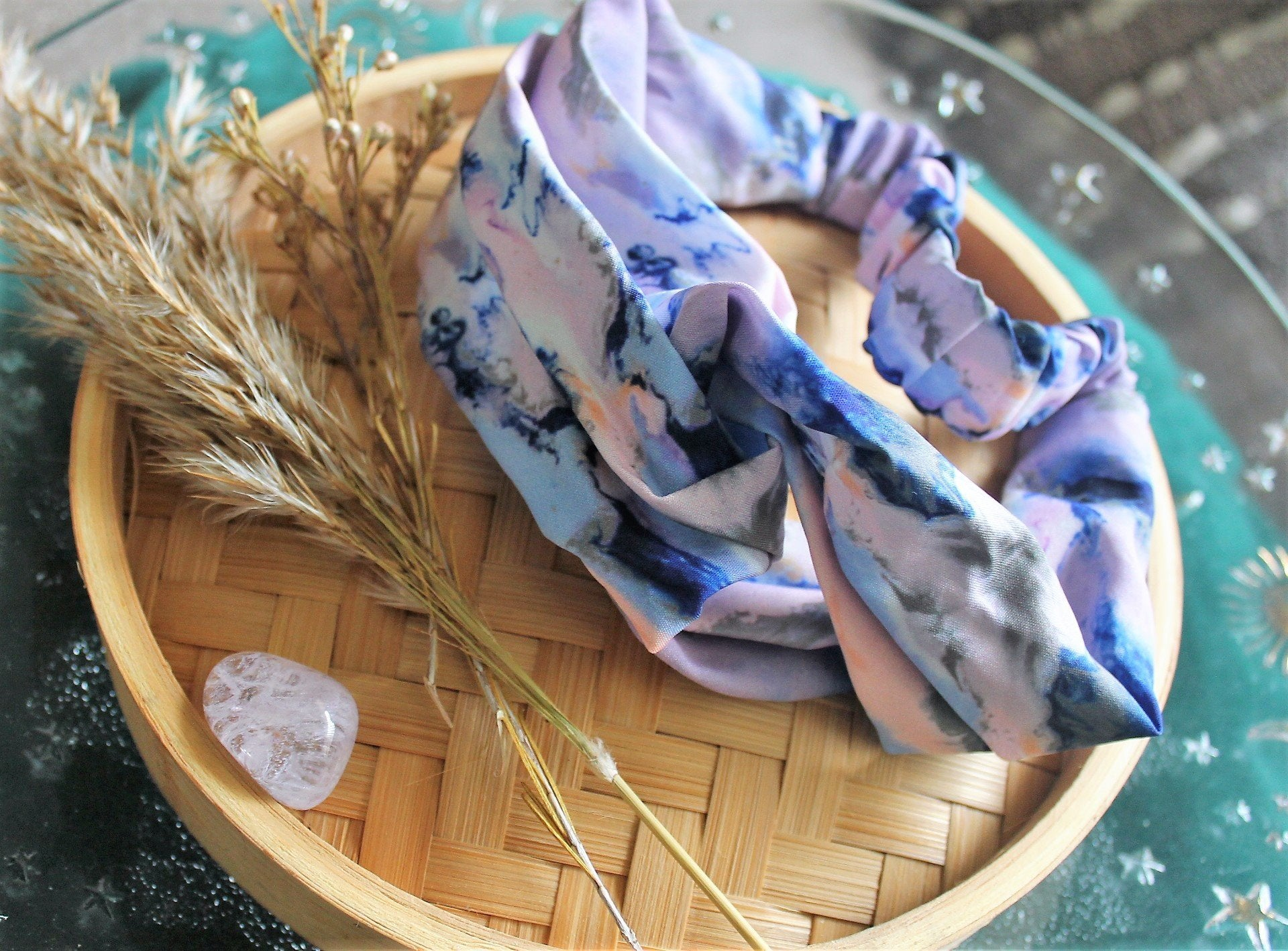 Headband-Tranquility - Emilia Rose Art Eco Yoga Mats