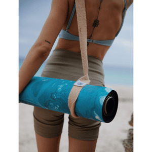JUTE CARRYING STRAP - Emilia Rose Art Eco Yoga Mats